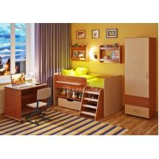 Комплект детской мебели Легенда 11
