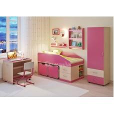 Комплект детской мебели Легенда №12