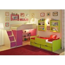 Комплект детской мебели Легенда №13