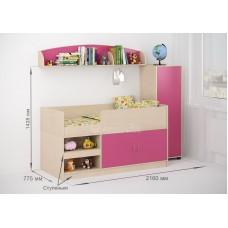 Комплект детской мебели Легенда 22