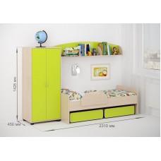 Комплект детской мебели Легенда №23