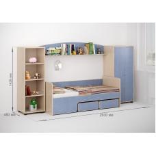Комплект детской мебели Легенда №24