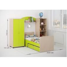 Комплект детской мебели Легенда №25