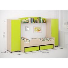 Комплект детской мебели Легенда 20