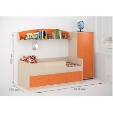 Комплект детской мебели Легенда 21