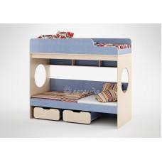 Двухъярусная кровать Легенда 7