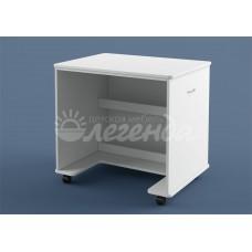 Детский стол Л-02 (белый)