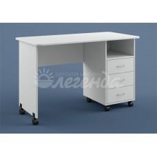 Детский стол Л- 03 (белый)