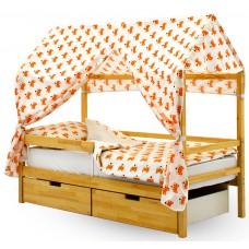 Кровать-Домик «Svogen натура»