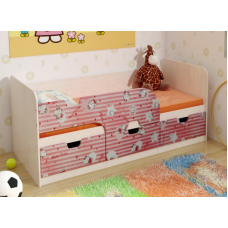 Кровать Минима хеллоу китти