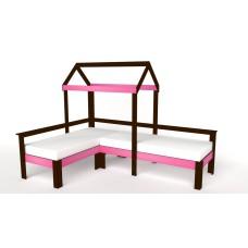Кровать Домик АВАРА