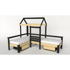 Кровать-Домик Авара-6