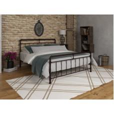 Металлическая кровать  Авила