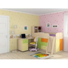Детская кровать Дюймовочка-1