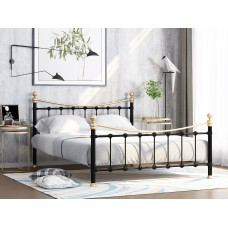 Металлическая кровать  Эльда