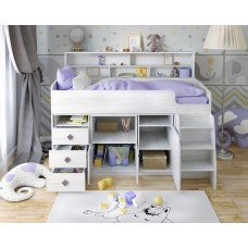 Детская кровать Малыш 5