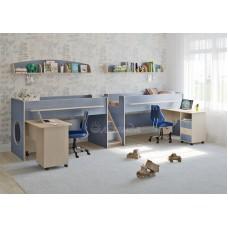 Комплект детской мебели Легенда 17