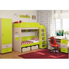 Комплект детской мебели Легенда №7