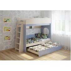 Трёхъярусная кровать Легенда 10.4