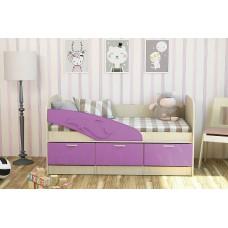 Кровать Дельфин МДФ 1.6