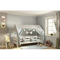 Кровать Соня с надстройкой (Домик)