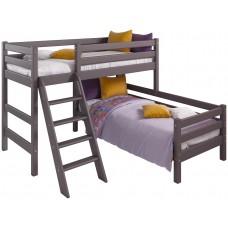 Кровать Соня 8 (лаванда)