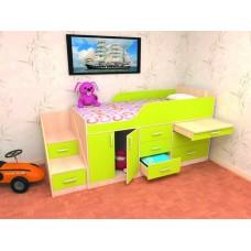 Детская кровать  Малыш-1