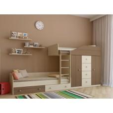 Двухъярусная кровать Астра 6