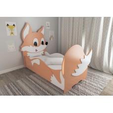 Детская кровать Лисенок