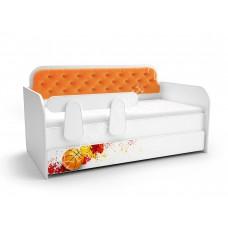 Кровать-тахта Апельсин  -  Баскетбол