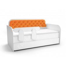 Кровать-тахта Апельсин  -  Белый