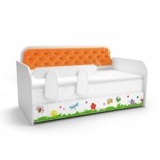 Кровать-тахта Апельсин  -  Цветочные сны