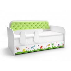 Кровать-тахта Лайм - Цветочные сны