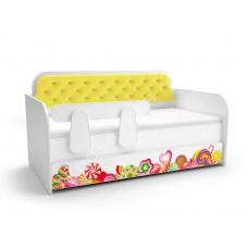 Кровать-тахта Лимон - Конфетка