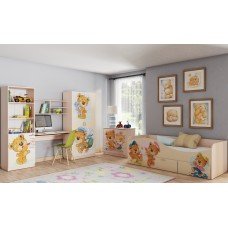 "Комплект мебели ""Мишки"""