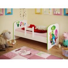 Кровать детская Фиксики