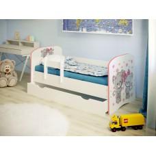Кровать детская Котята