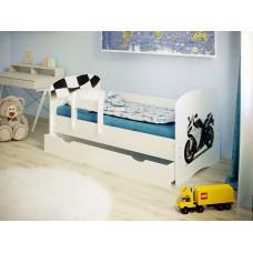 Кровать детская Мотоцикл
