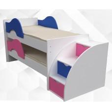 Детская кровать Матрёшка