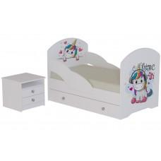 Кровать Единорожек