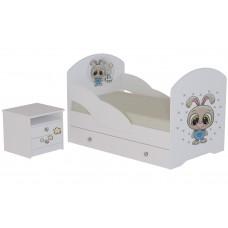 Кровать Зайчик